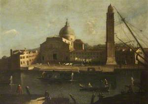 View of Venice: The Church of Il Redentore