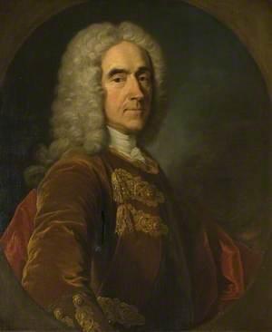 Sir Richard Temple (1675–1749), 4th Viscount of Birmingham