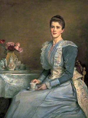 Mrs Joseph Chamberlain