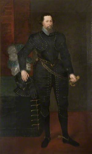Robert Devereux (1566–1601), 2nd Earl of Essex