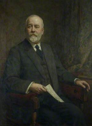 George Henry Morley, First Registar of the University