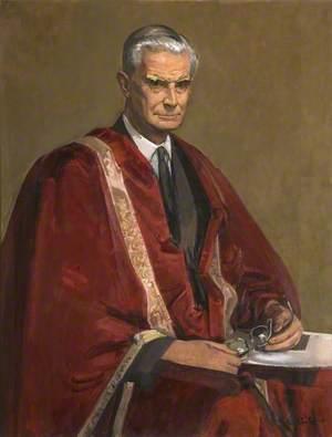 Sir Robert Aitken (1901–1997), Vice-Chancellor