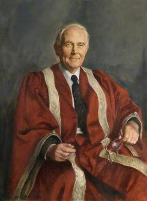 Lord Hunter of Newington, Vice-Chancellor