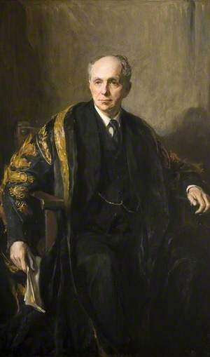 Viscount Cecil of Chelwood (1864–1958), Chancellor (1918–1944)