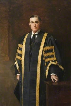 Charles Gabriel Beale (1843–1912), Pro-Chancellor