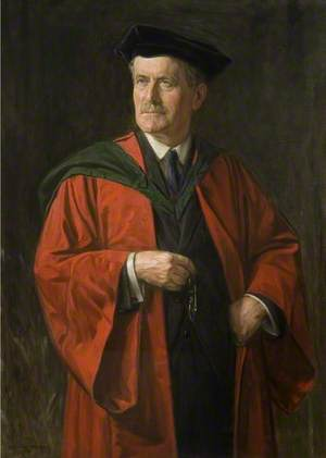 Percy Faraday Frankland (1858–1946), Professor of Chemistry