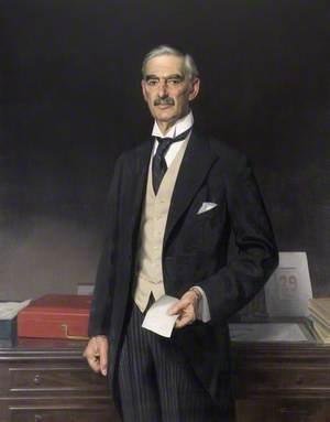 Arthur Neville Chamberlain (1869–1940)