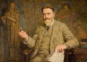 Sir Granville Bantock (1868–1946), Professor of Music