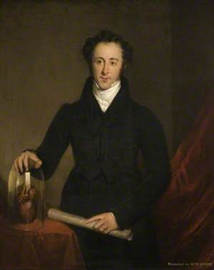 William Sands Cox (1802–1875), Surgeon and Co-Founder of Queen's College, Birmingham
