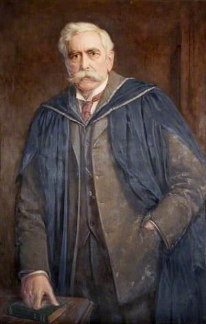 Professor Gisbert Kapp (1852–1922), Professor of Electrical Engineering