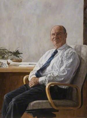 Professor Maxwell Irvine, Vice-Chancellor