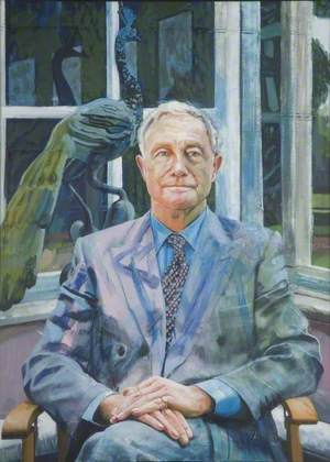 Roger Burman (b.1940), Pro-Chancellor (1994–2001)