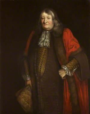 Richard Lane, Mayor (1687 & 1691)
