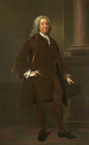 Richard Bayly, Mayor (1741)