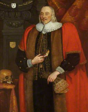 Henry Gibbs, Mayor (1652)