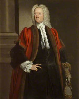 William Jefferies, Mayor (1739)