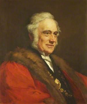 Christopher James Thomas, Mayor (1874–1875)