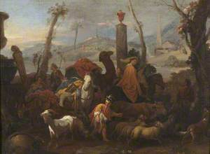 Jacob's Journey and the Pillar of Bethel