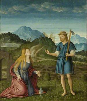 Noli me Tangere: Christ Appearing to the Magdalen