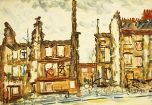 Park Street, Bristol (War Damage)