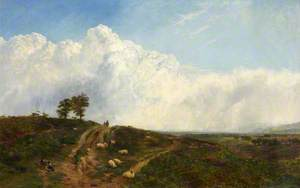 Cross Roads over the Heath
