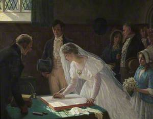 The Wedding Register
