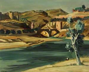 Toledo Landscape