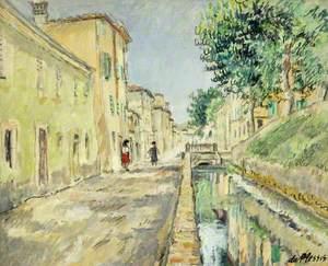 Via del Fossa, Lucca, Italy