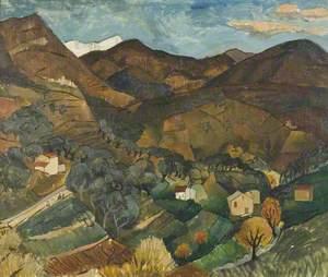 Landscape, Vence
