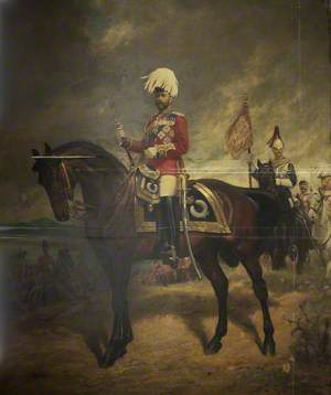 His Majesty King George V (1865–1936)