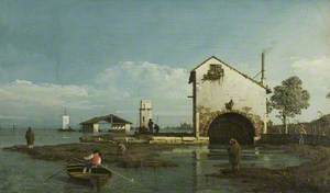 Capriccio: The Lagoon, Venice