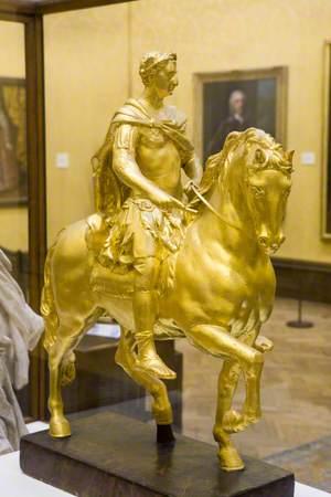William III (1650–1702) on Horseback