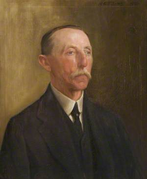William Masters Davies, Long-Serving Employee of the Wills Company