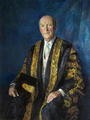 His Grace The Duke of Beaufort, KG, GCVO, PC, Chancellor (1966–1970)