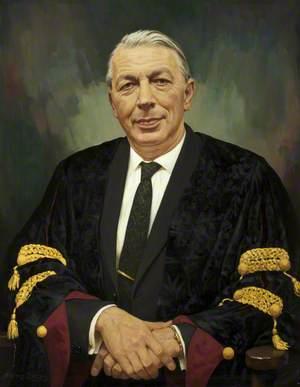 Professor John E. Harris, Vice-Chancellor (1966–1968)