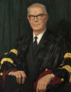 Professor Roderick Collar, Vice-Chancellor (1968–1969)