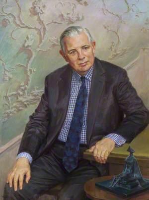 Sir John Kingman, FRS, Vice-Chancellor (1986–2001), Honorary Fellow (2001)