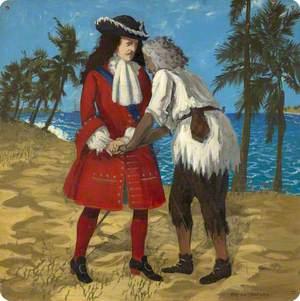 Pantomime of Robinson Crusoe