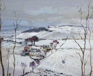 Snow, Kincardineshire
