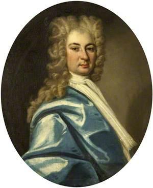 Portrait of an Unknown Gentleman in Blue