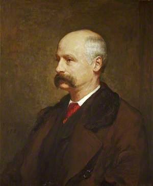 George Henry Pope, Treasurer (1876–1901), Master (1904)