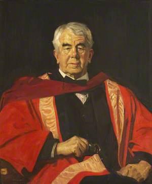 William Welsford Ward, Master (1896), Treasurer (1918–1932)