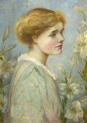 Ellen Terry, Aged 19