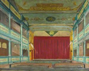 Interior of the Theatre, King Street, Bristol