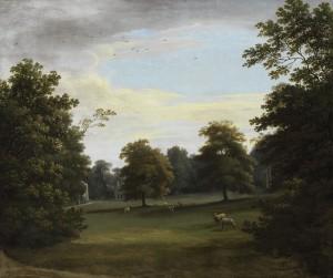 View in Mount Merrion Park