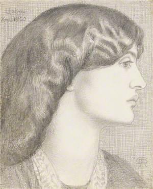 Mrs William Morris (1839–1914)