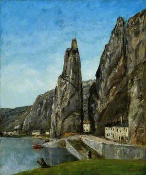 The Rock at Bayard, Dinant