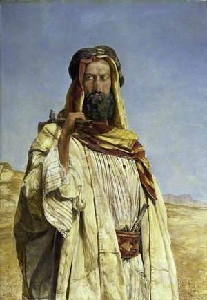 A Syrian Sheik, Egypt