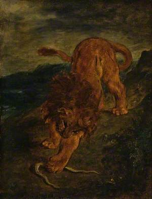 The Lion and the Snake