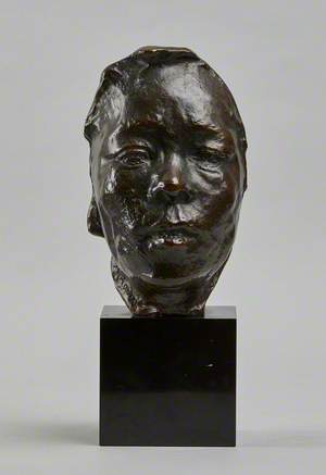 Mask of Hanako (1868–1945)